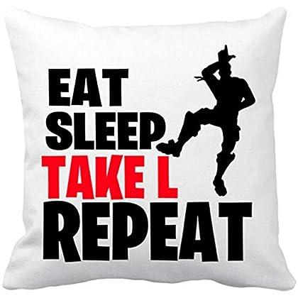 Diver Bebé Cojín con Relleno Eat Sleep Take L R...