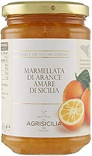 Agrisicilia Marmellata di Arance Amare di Sicilia - 360 g