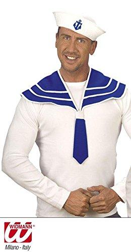 2 Teile SET - MATROSE -, Marine Kapitän Sailor Seemann Matrosin (Kostüme Sailor Mann)