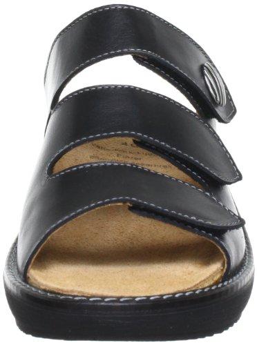 Ganter Gracia, Weite G 5-209227-01000, Sandali donna Nero (Schwarz (schwarz 0100))