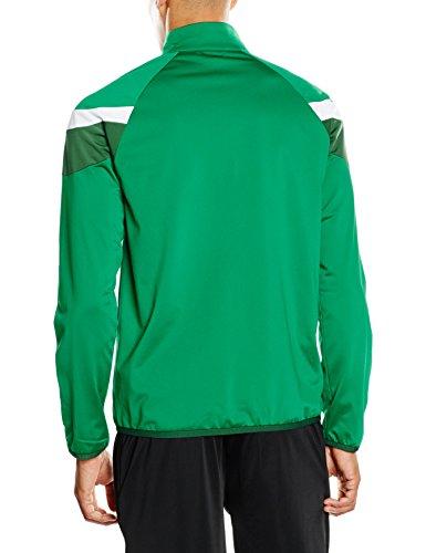 PUMA Spirit II - Giacca da uomo in tessuto Verde - Verde-bianco