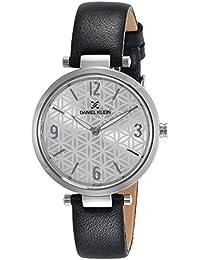 Daniel Klein Analog Silver Dial Women's Watch - DK11472-1