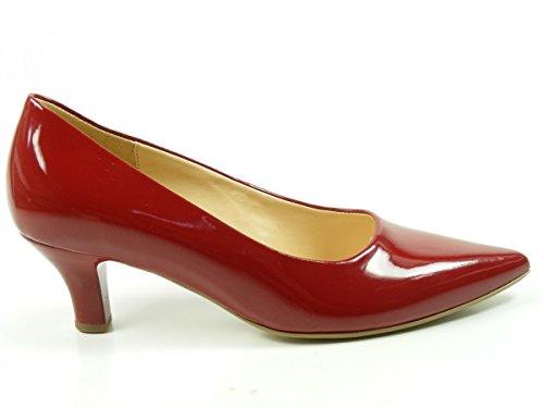 Gabor  Gabor, Chaussures à talons - Avant du pieds couvert femme Rouge - Rouge