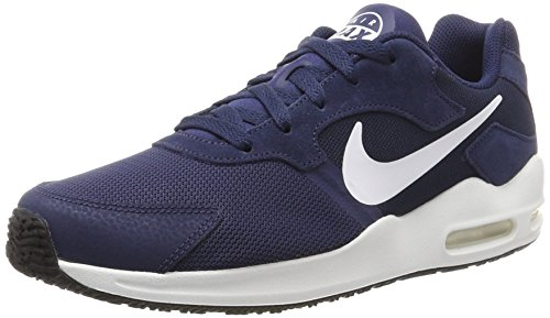 Nike Herren Air Max Guile Sneaker, Blau (Midnight Navy/White), 41 EU
