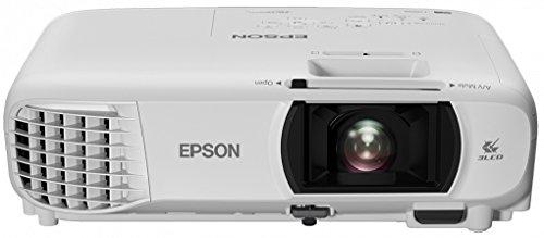 \'EPSON EH-TW610Beamer tragbar 3000ANSI Lumen 3LCD 1080p (1920x 1080) Weiß - Beamer–(3000ANSI Lumen, 3LCD, 1080p (1920x 1080), 10000: 1, 16: 9, 762–7620mm (30–300).