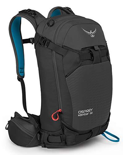 Osprey Herren Kamber 32 Backpack, Galactic Black, 56 x 30 x 30 cm