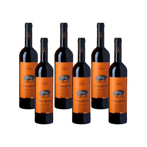 Herdade do Peso Trinca Bolotas - Rotwein - 6 Flaschen De Peso