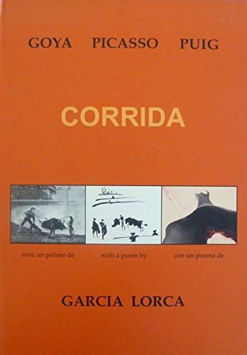 Corrida. Textes en français, anglais, espagnol