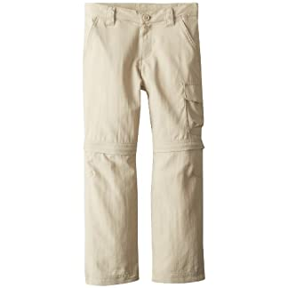 Columbia Silver Ridge III Convertible Pants Youth 1