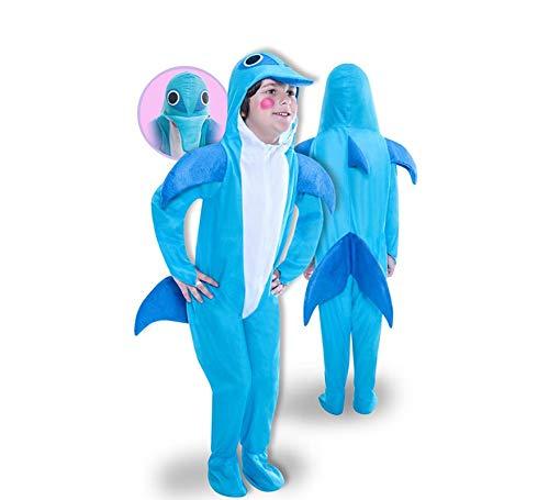Erwachsene Delfin Kostüm Für - Zzcostumes Delphin Kostüm für Kinder