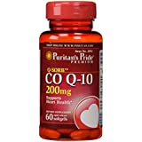 Co-Enzym Q10 200mg Q-Sorb™ 60 Softgels