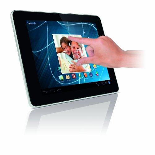 Yarvik GoTab Exxa 9.7 inch Tablet – Silver (Cortex A8 1.2 GHz, 1GB RAM, 8GB Memory, Android 4.0.3)