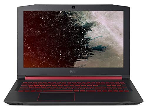 Acer Nitro AN515-52 Core i5 8th Gen 15.6-inch FHD Gaming Laptop (8GB/1TB HDD +128GB SSD/Windows 10 Home/4GB Graphics/Black/2.7kg)