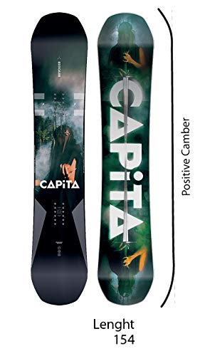 Capita Defenders of Awesome 158 18/19 Snowboard multi