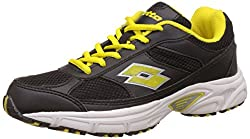 Lotto Mens Black Running Shoes - 3.5 UK/India (36.5 EU)