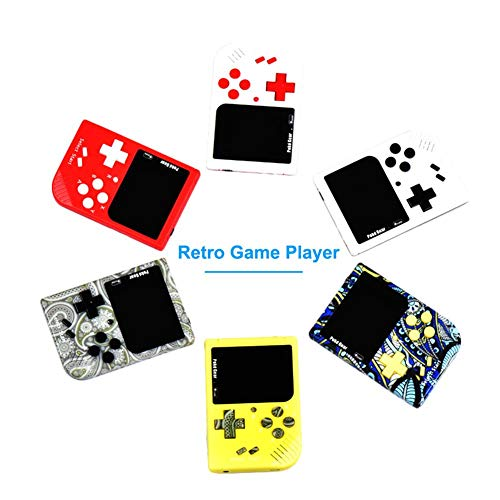 Lancei Retro Handspielkonsole Mini Portable 32-Bit 512MB 2,5 Zoll Farbe LCD Kids Game Player 512 Mb Lcd