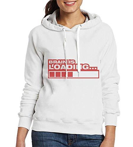 Laura Longman Sweatshirt Brain is Loading C2 Hoodies Sweatshirt