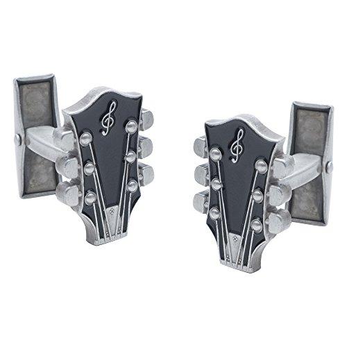 Guitarra Tenor Gemelos 3D clavijas caja regalo