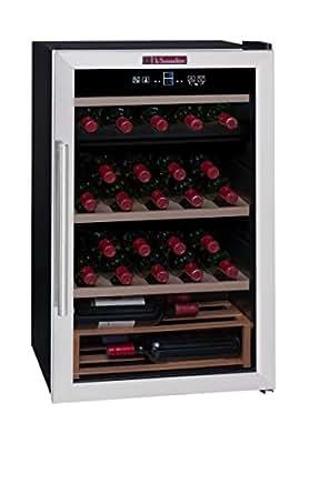 La Sommelière LS34.2Z refroidisseur à vin - refroidisseurs à vin (Autonome, Noir, 5 - 18 °C, 5 - 18 °C, N, D)
