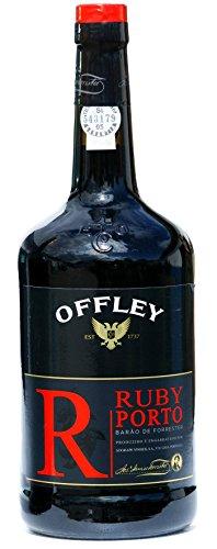 Offley ruby Porto 1,0 Liter Flasche