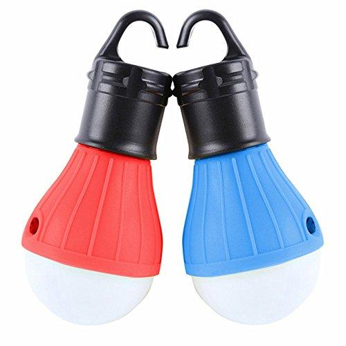 2 extérieur Lampe de Secours LED Camping hik Tente pêche Lanterne Suspendue lumiè