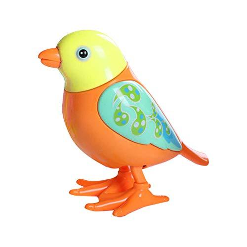 Homiki Sungpunet Juguete Educativo para los niños bobinado Juguete pájaro 1 PC