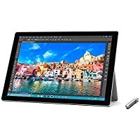 Microsoft Surface Pro 4 128GB Plata - Tablet (Tableta de tamaño completo, IEEE 802.11ac, Windows, Pizarra, Windows 10 Pro, 64 bits) (importado)