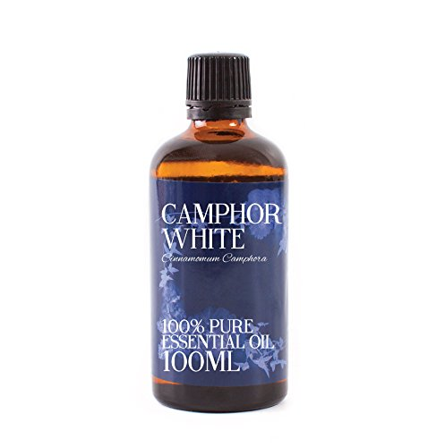 Alcanfor Aceite Esencial - 100ml - 100% Puro - Aceite esencial de alcanfor - 100 ml - 100% puro - Aromaterapia - Cuidado de la piel