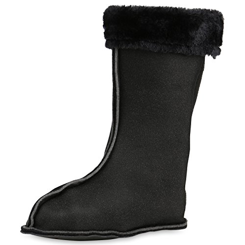 Rockige Damen Stiefeletten Gummistiefel Profilsohle Wasserdichte Boots Stiefel Gumistiefeletten Lack Damenschuhe Nieten Flandell Grau Kroko