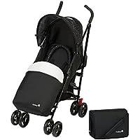 Safety 1st Slim Comfort Pack - Silla de paseo ligera, color Splatter Black