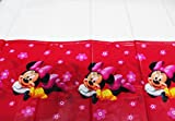 #8: Themed Birthday Table Cover, 1pc (Minnie Mouse)