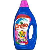 Bio Presto Color detergente lavadora líquidos 0.95lt RP 19ct