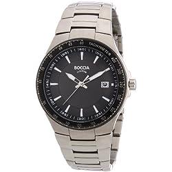 Boccia Herren-Armbanduhr Titan 3549-01