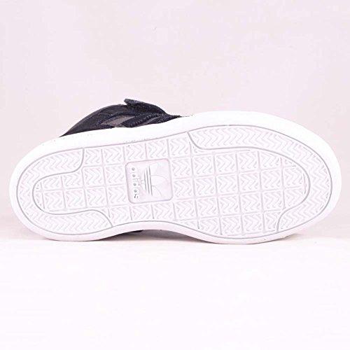 adidas Originals  Varial Mid I,  Unisex-Kinder Babyschuhe - Lauflernschuhe Schwarz - Noir (Noiess/Bleazu/Rousol)