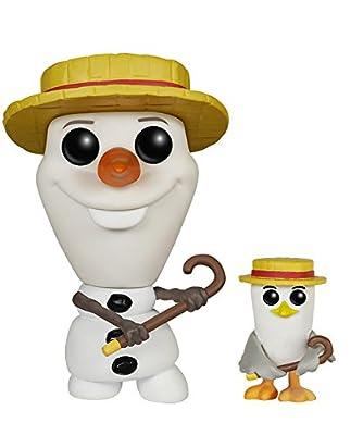 Funko 599386031 - Figura Frozen - Olaf y Gaviota por Funko