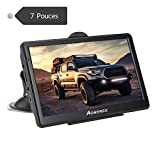 GPS Voiture Auto Navigation 7 Pouces HD Écran Tactile 8GB/256MB Instructions Vocales...