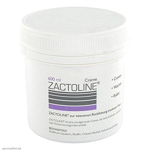 zactoline Crème 600 ml Crème