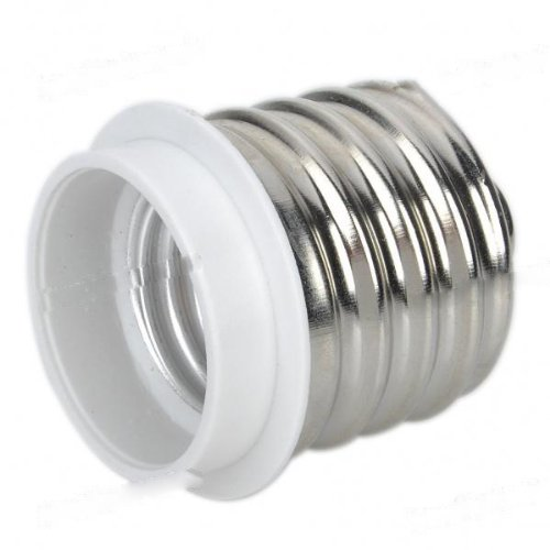BestOfferBuy E27 zu E40 Glühlampen- Adapter, Konvertor, Umwandler