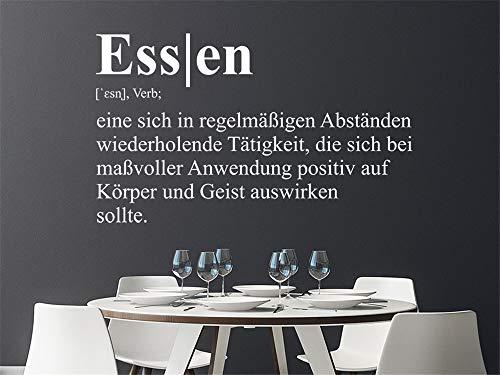 Wandtattoo Küchen Essen Definition Wandaufkleber Küche Esszimmer Wanddeko