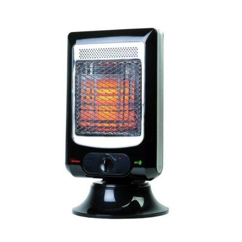 Stufa Radiante a risparmio energetico 400W Thermal Efficiency Bimar S241 Eco Riscalda...