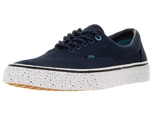 Vans Unisex-Adult Era Schuhe (Speckle) Dress Blues/True White