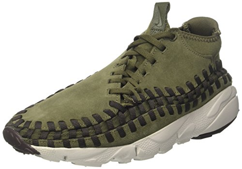 Nike Air Woven Chukka, Chaussures De Sport Pour Homme (cargo Khakivelvet Marron Hyper Violet)