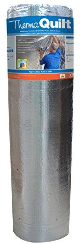 Mehrschichtige Isolierung (thermaquilt 91200mm x 10m, mehrschichtige Isolierung–Silber)