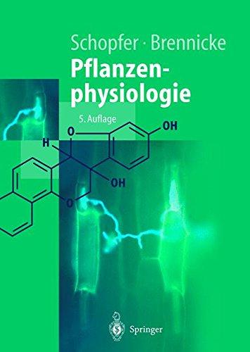 Pflanzenphysiologie (Springer-Lehrbuch)