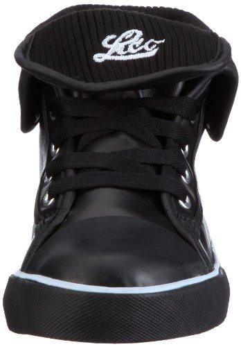Lico Liberty 180175, Baskets mode fille Noir-TR-AZ