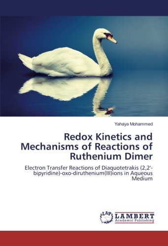 redox-kinetics-and-mechanisms-of-reactions-of-ruthenium-dimer-electron-transfer-reactions-of-diaquot