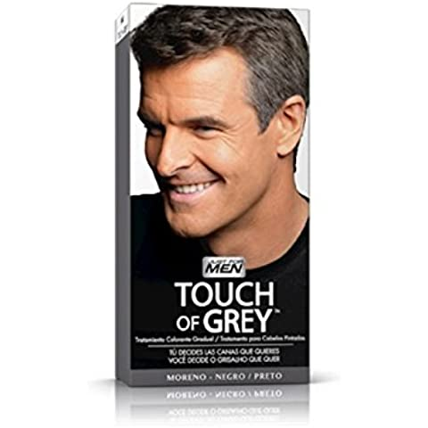 Just For Men - Gel Colorante Touch of Grey Moreno-Negro