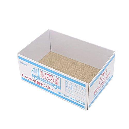 Xinjiener Katzenbett/Katzenbett, Wellpappe, Katze, Katze, Katze, Katzenbett, Bett (Box für LKW)