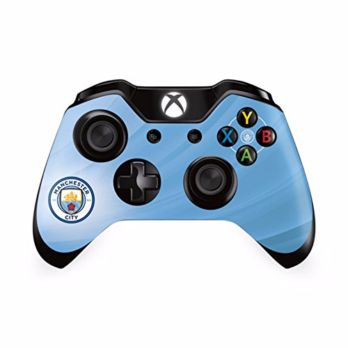 Manchester City FC Xbox One Controller Skin (Einheitsgröße) - Controller-manchester One Xbox