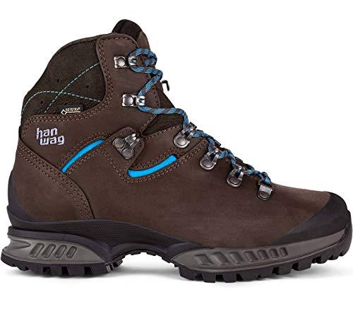 Hanwag Tatra II GTX Shoes Damen Mocca/Ocean Schuhgröße UK 8 | EU 42 2019 Schuhe